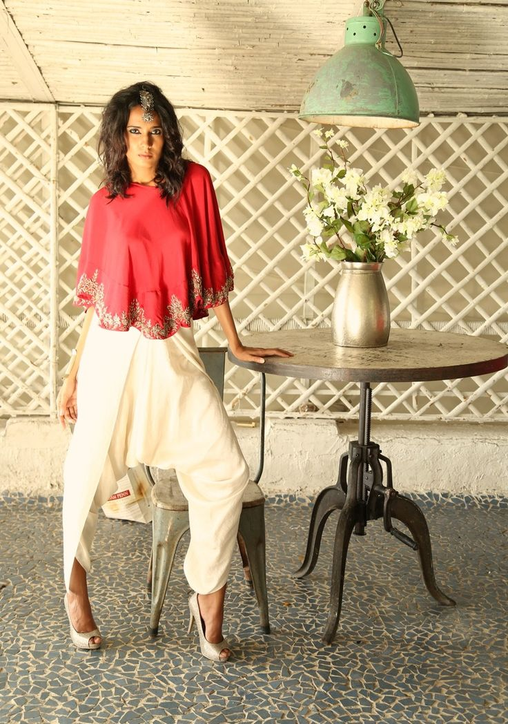 59 best dhoti pants outfit images on pinterest indian for Find me a dress to wear to a wedding
