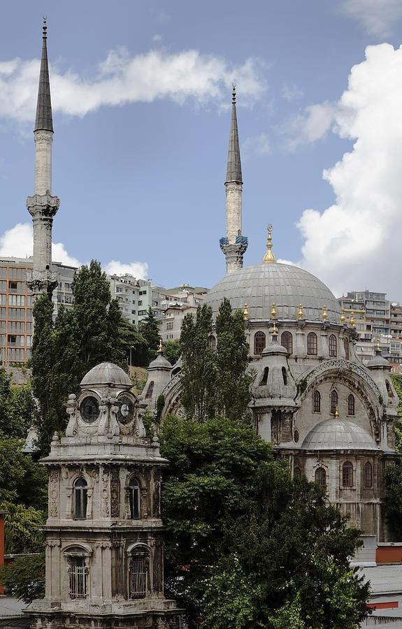 ✯ Mosque at Ortakoy - Istanbul, Turkey