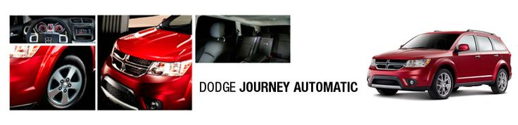 Venta de Autos - Hertz Argentina - Dodge Journey Automatic
