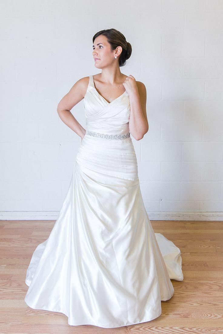 134 best Wedding Dresses for Sale images on Pinterest | Neckline ...