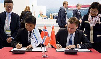 CMIH, DNV GL Enter Strategic Cooperation