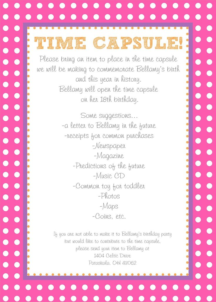 Time Capsule Definition Meaning: 1000+ Ideas About Time Capsule Birthday On Pinterest