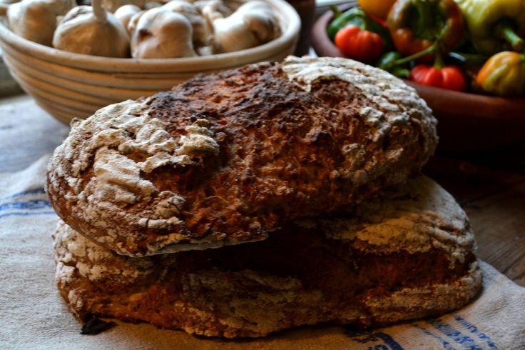 SKILLNADENS MAT Magnifikt äppelbröd på surdeg