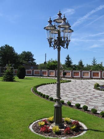 Oświetlenie ogrodowe od producenta – firma Casting KS   Bydgoszcz