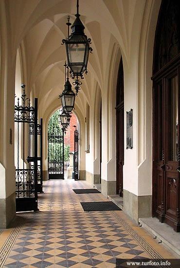 Collegium Novum, Jagiellonian University of Cracow