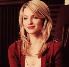 Diana Agron fav character in glee