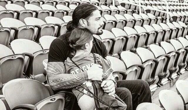 Love this pic of Joe and his lil' girl...
