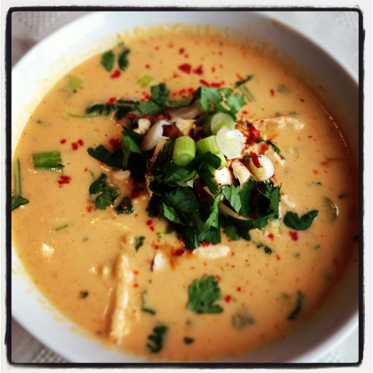 ChaoBaby red Thai soup