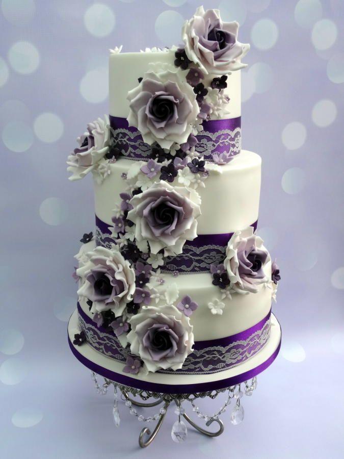 Imagens sobre assexualidade - Página 26 8b753474f65a3651505940495bc37da9--vintage-purple-wedding-purple-wedding-cakes