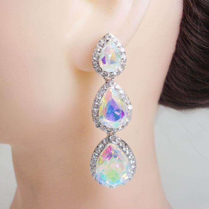 You will love this one: Wedding Pear Shap... Buy this now or its gone! http://jagmohansabharwal.myshopify.com/products/wedding-pear-shape-zircon-austrian-crystal-beautiful-bride-teardrop-earrings?utm_campaign=social_autopilot&utm_source=pin&utm_medium=pin