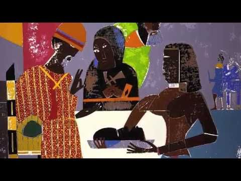 ▶ Romare Bearden - YouTube 2:40