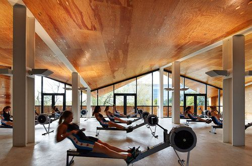 Studio Gang Architects — WMS Boathouse at Clark Park