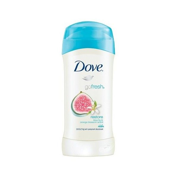 Dove Restore Antiperspirant Deodorant . oz ($3.52) ❤ liked on Polyvore featuring beauty products, bath & body products, deodorant, beauty, cute fillers, anti-perspirant and deodorant, anti perspirant deodorant, dove deodorant and antiperspirant deodorant