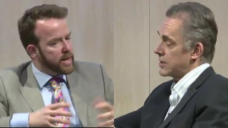Leftist Host SNAPS At Jordan Peterson, Instantly Regrets It