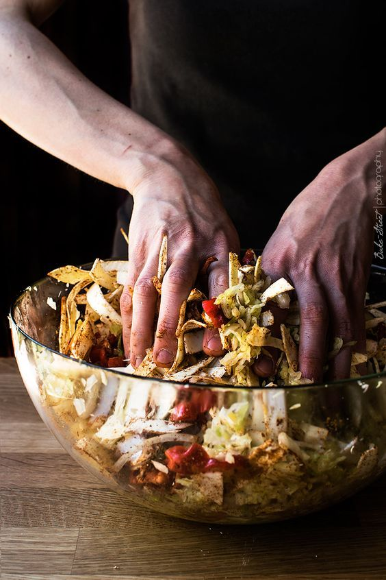 Cómo hacer Kimchi - Bake-Street.com What You Eat, Diy Crafts To Sell, Serving Bowls, Veggies, Vegan, Baking, Tableware, Recipes, Yoga Mantras