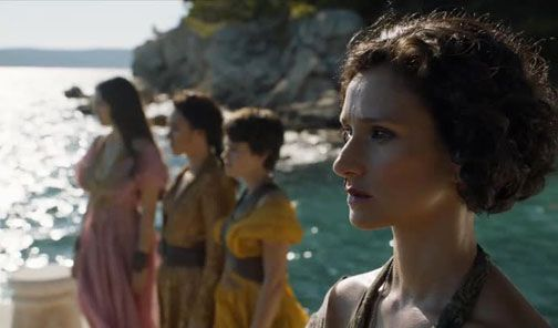 sand snakes in game of thrones season 5