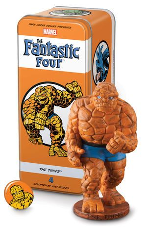 MARVEL CLASSIC CHARACTERS—THE FANTASTIC FOUR #4: THE THING