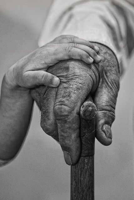 : Old Age, Inspiration, Circles Of Life, Families Life, White, Help Hands, Beauty, Photography, Black