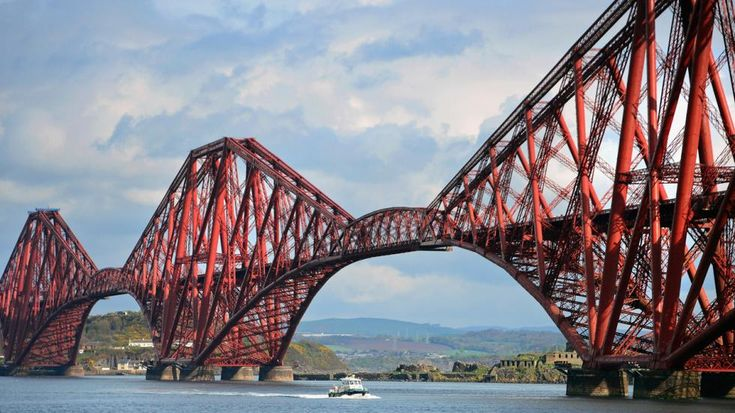 One of the icons of Scotland, the Forth Rail Bridge is a milestone in the development of railway civil engineering. It was the first major structure in Britain to be made of steel and its construction resulted in a continuous East Coast railway route from London to Aberdeen