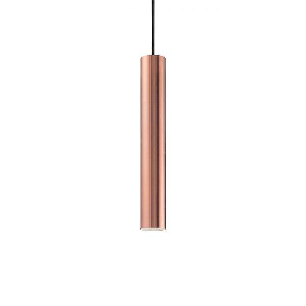 Ideal Lux Schlichte Led Pendelleuchte Look Pendelleuchte Led Pendelleuchte Kupfer Beleuchtung