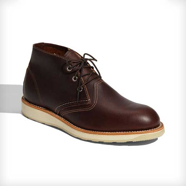 Classic Chukka Boot by Red Wing