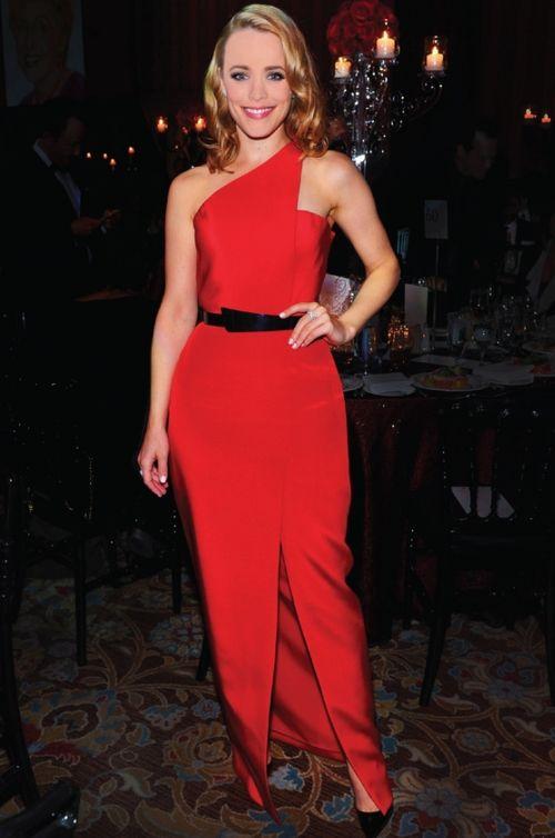 Award-Winning Actress, Rachael McAdams in Romona Keveza - Walk of Fame Awards