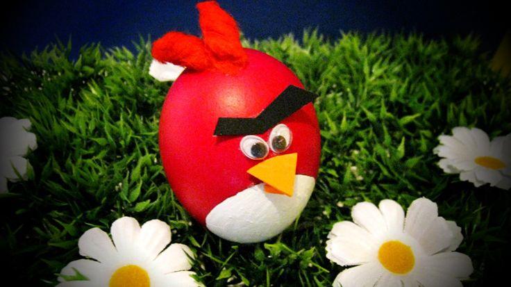 Angrey bird easter egg