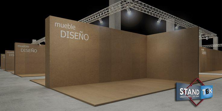 En #StandTek diseñamos tu stand como lo necesitas, ponte en contacto con nosotros y te asesoraremos www.standtek.com.mx