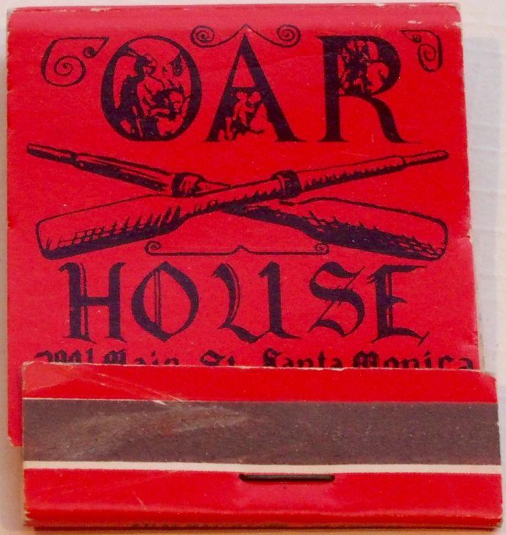 Oar House #frontstriker #matchbook To design & order your