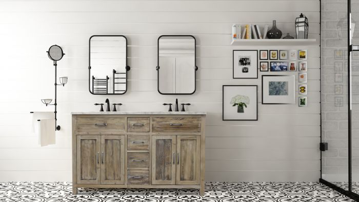 10 Best Solid Wood Bathroom Vanities That Will Last A Lifetime Wood Bathroom Vanity Wood Bathroom Bathroom Cabinetry