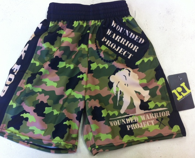 Teamlax will be selling these shorts and donating a portion of the proceed back to the Wounded Warrior Project. They're available here on www.teamlax.com !: Wounded Warriors Projects, Wounded Warrior Project