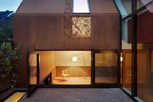Starú stajňu premenili na jeden z najlepších domov v Londýne | Realizácie | Architektúra | www.asb.sk