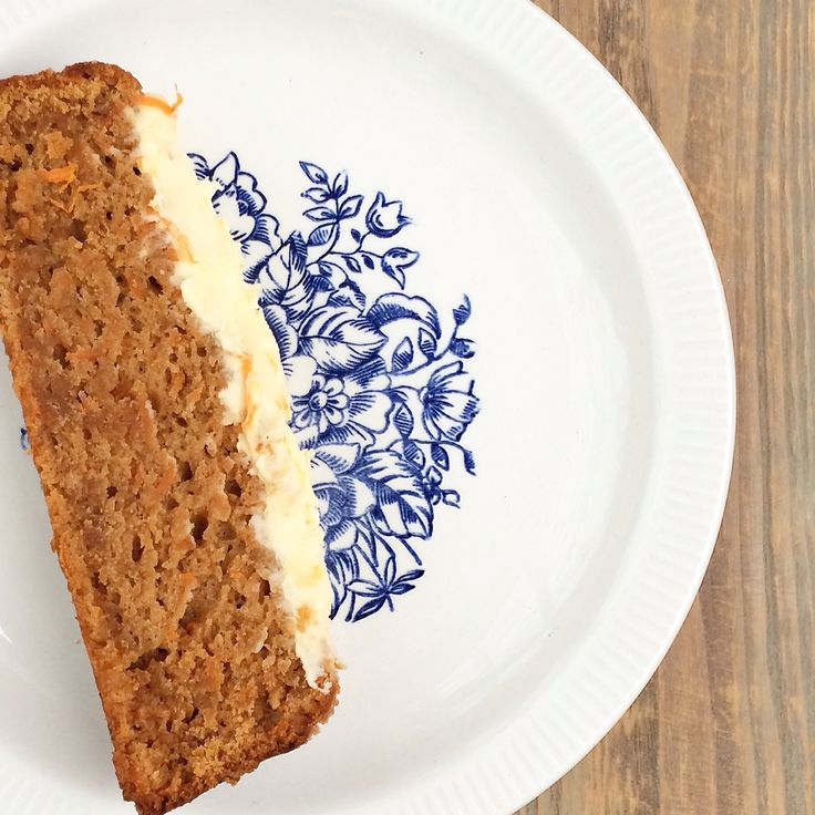 Carrot cake by @gewoonbakken