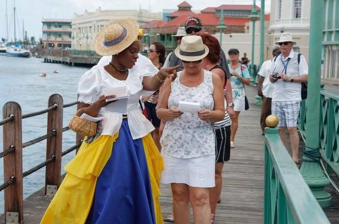 Join this interactive walking tour of Historic Bridgetown, exploring intriguing sites, meeting local characters, and enjoying a uniquely Bajan experience!