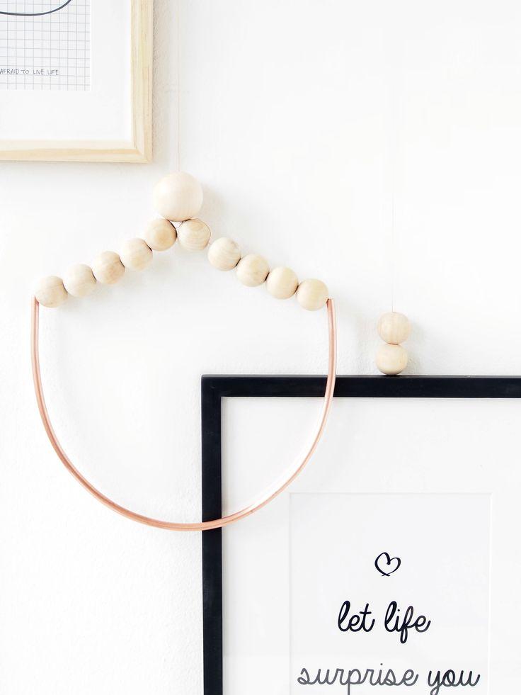 DIY - Make a Copper Wall Hanging