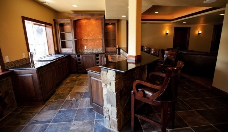 Basement Wet Bar, Basement Kitchens & Wet Bars