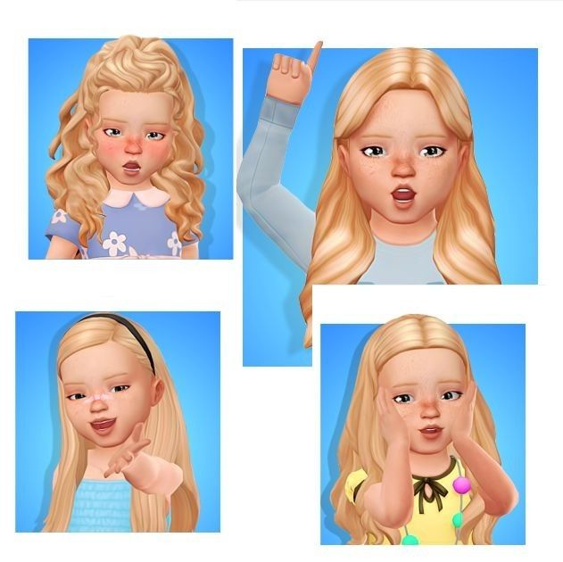Pin by Emory Kennemore on Sims 4 CC | Sims, Sims 4 toddler