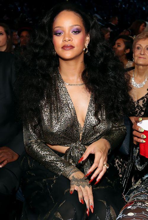Rihanna the 60th Annual GRAMMY Awards