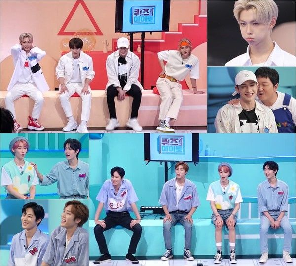Idol On The Quiz Stray Youngsters Vs The Boyz 4th Generation Idol Agent Intense Struggle Quiz Idol Youngsters
