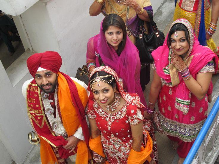 Punjabi Wedding - India