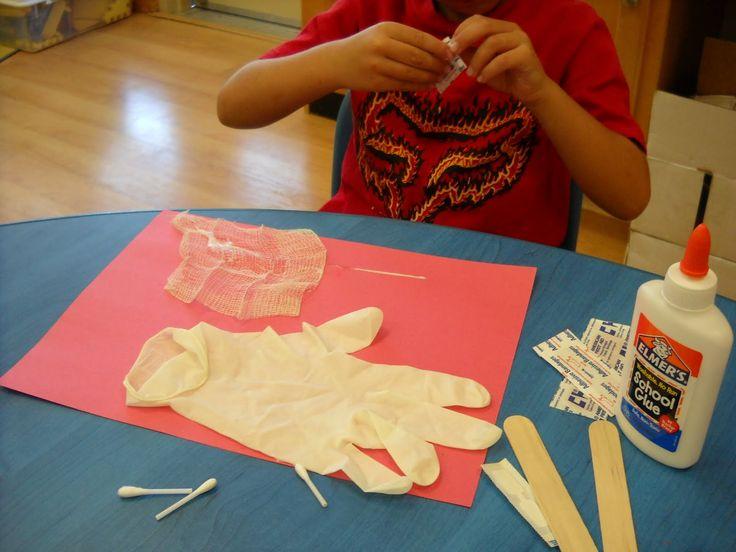 Craft Ideas Nurse Day