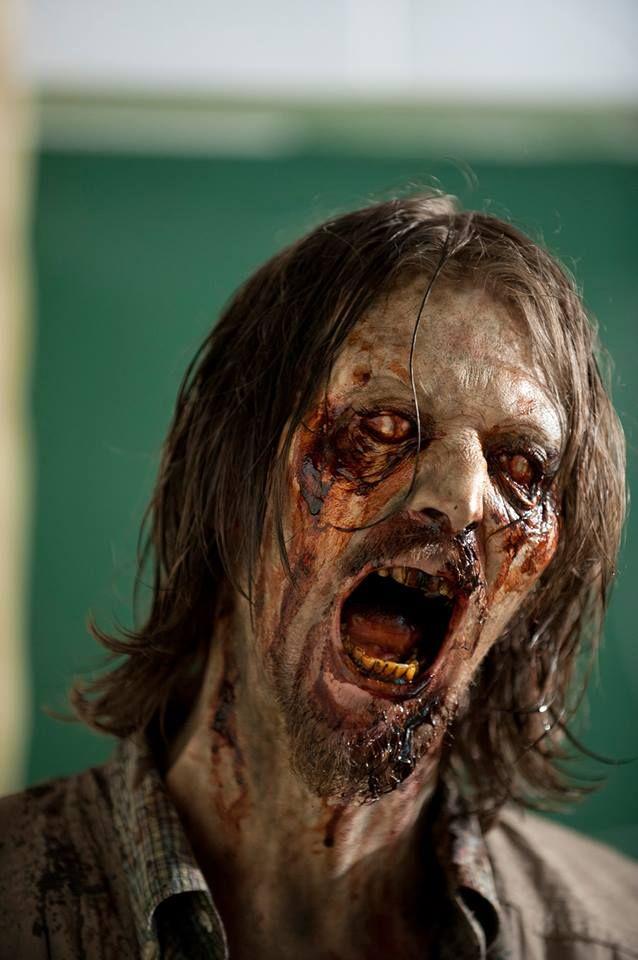 The Walking Dead Season 4 Zombie.