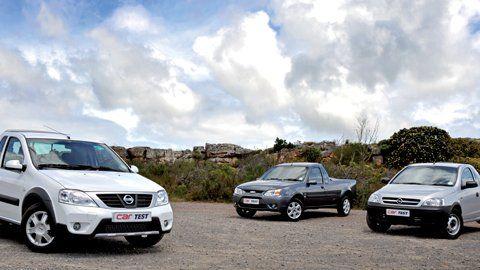 Nissan NP200, Ford Bantam, Opel/Corsa Utility