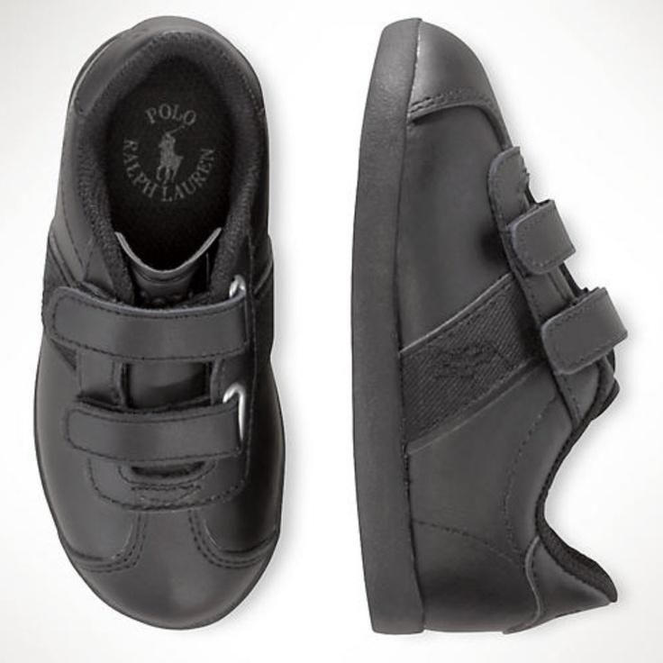 Ralph Lauren Toddler Sprint EZ Sneaker Shoes