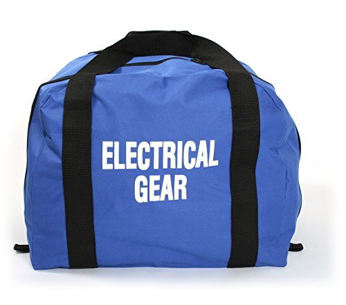 """National Safety Apparel DFDLBAG402 Standard Electrical Gear Bag, 14"""" x 14"""" x 18"""", Royal Blue #National #Safety #Apparel #DFDLBAG #Standard #Electrical #Gear #Bag, #Royal #Blue"""