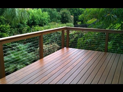 Cable Railing System | Cable Railing Systems Vancouver Bc