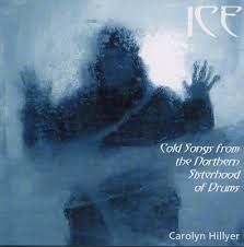 Ice CD Carolyn Hillyer