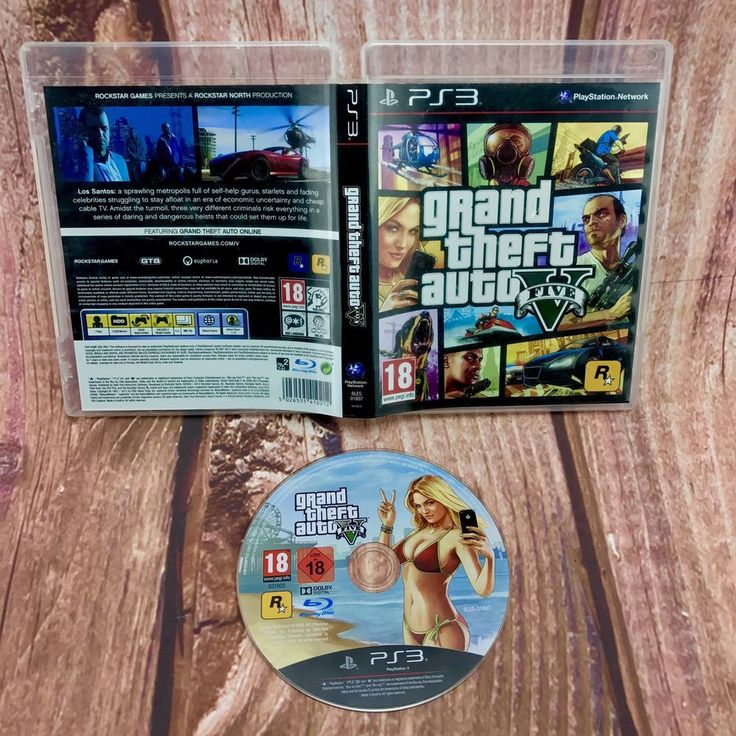Ps3 Game Grand Theft Auto 5 PlayStation 3 racing action simulation Los Santos