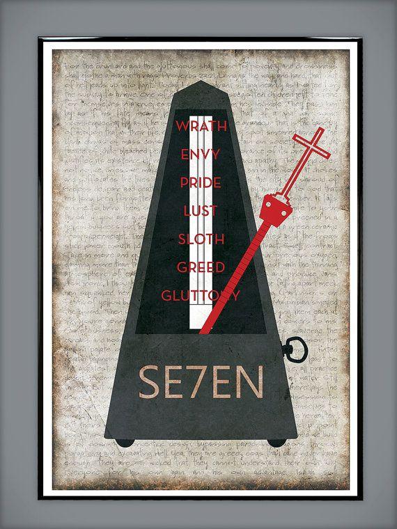 Se7en #movielistic