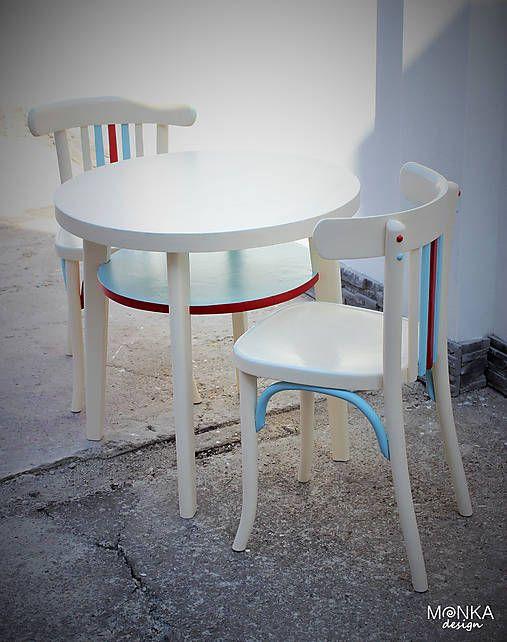 Tre Colori - stolík